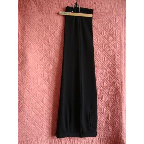 Pantalon droit SYM Noir