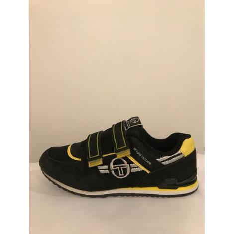 Chaussures à scratch SERGIO TACCHINI Noir