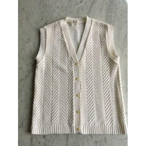 Top, tee-shirt GRIFFON FRÈRES Blanc, blanc cassé, écru