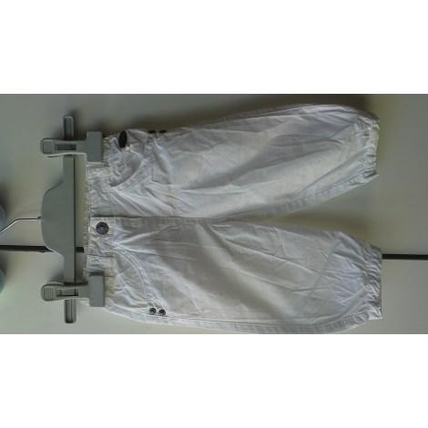 Pantalon KITCHOUN Blanc, blanc cassé, écru