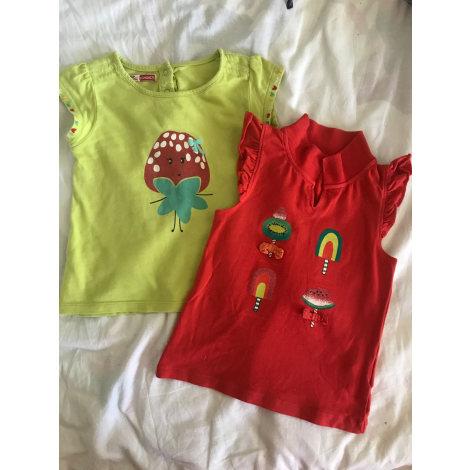 Top, Tee-shirt TUC TUC Rouge, bordeaux