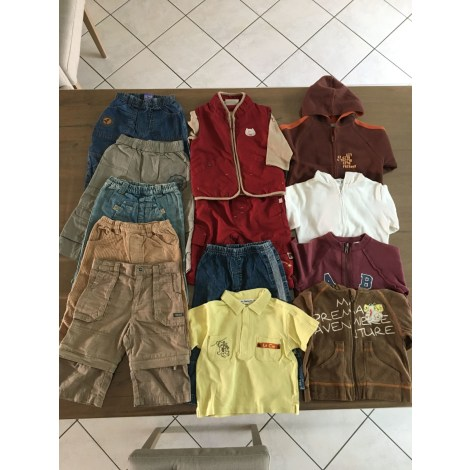 Pantalon OBAIBI Multicouleur