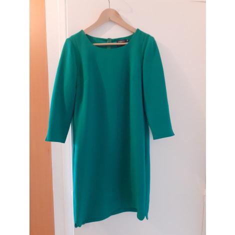Robe mi-longue CAROLL Vert