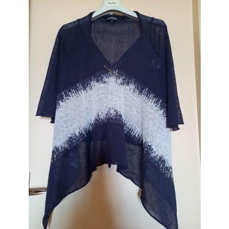 Gilet, cardigan KOKOMARINA Bleu, bleu marine, bleu turquoise