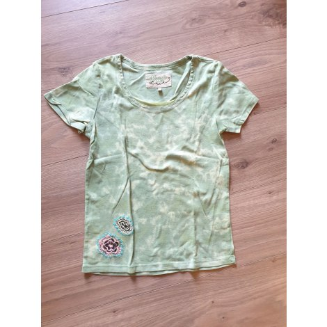 Top, tee-shirt LIBERTO Vert