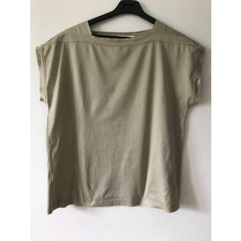 Top, tee-shirt PETER HAHN Kaki