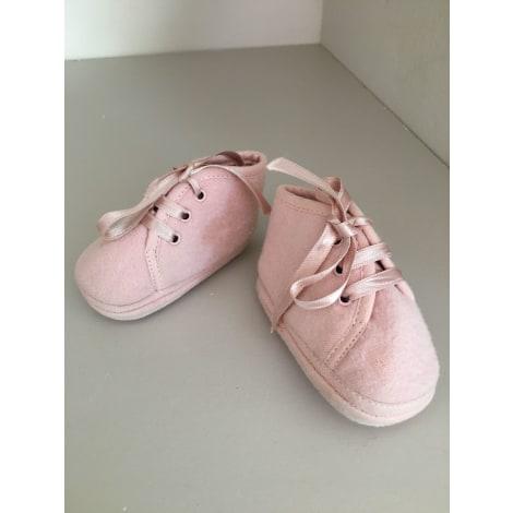 Slippers HERMÈS Pink, fuchsia, light pink