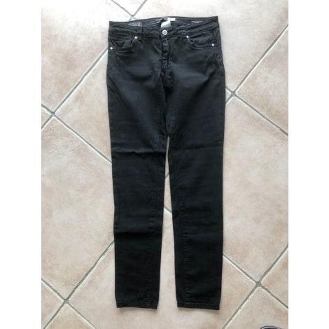 Jeans droit SPORTMAX Noir