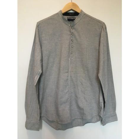 Shirt DESIGUAL Gray, charcoal