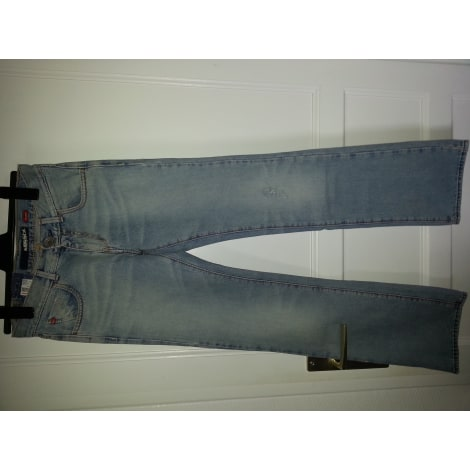 Jeans évasé, boot-cut MISS SIXTY Bleu, bleu marine, bleu turquoise