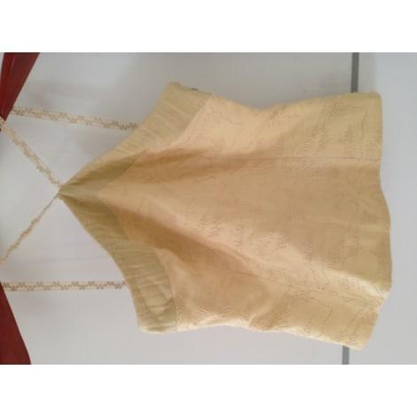 Tailleur jupe HELENA SOREL Blanc, blanc cassé, écru
