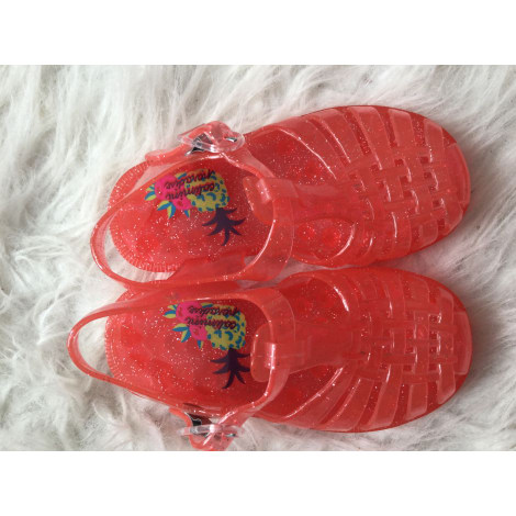 Chaussures à boucle CATIMINI Rose, fuschia, vieux rose