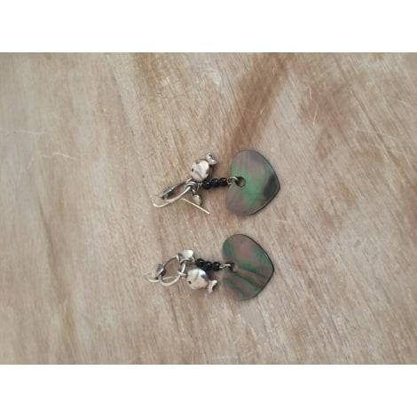 Boucles d'oreille CLIO BLUE Noir
