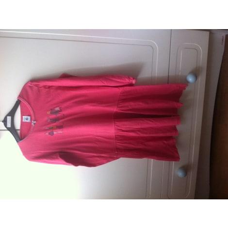 Robe PETIT BATEAU Rose, fuschia, vieux rose