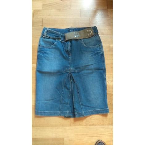 Jupe en jean MEXX Bleu, bleu marine, bleu turquoise