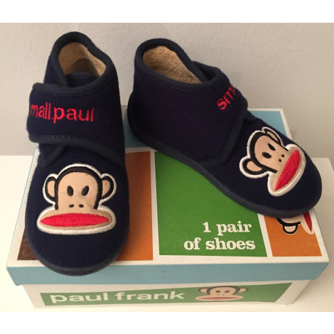 Ankle Boots PAUL FRANK Blue, navy, turquoise