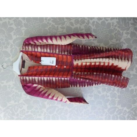 Robe ANTIK BATIK Rouge, bordeaux