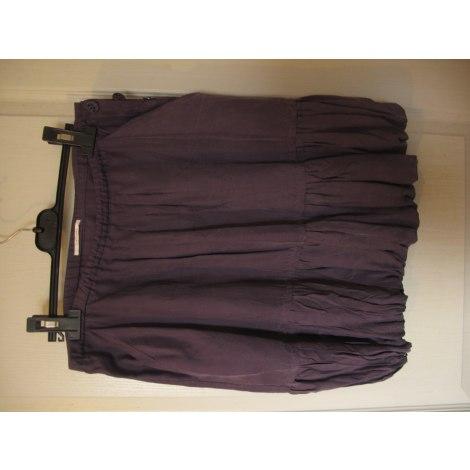 Jupe courte CHATTAWAK Violet, mauve, lavande