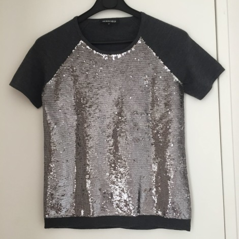 Pull GEORGES RECH Gris, anthracite
