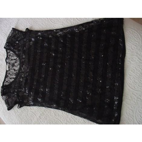 Top, tee-shirt JACQUELINE RIU Noir