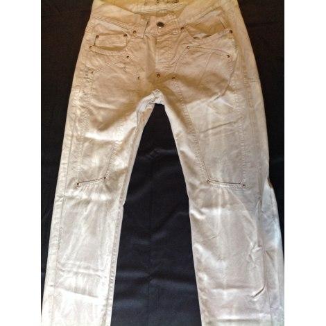 Jeans droit BRAY STEVE ALAN Gris, anthracite