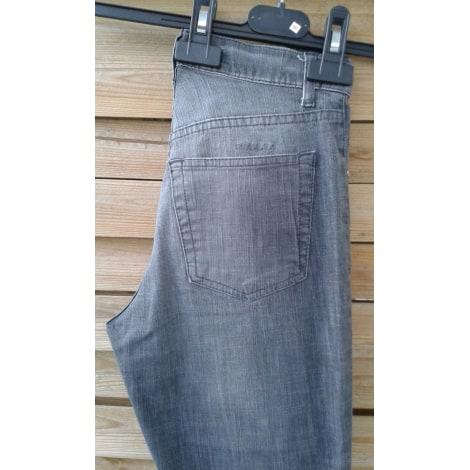 Jeans évasé, boot-cut SCHOOL RAG Gris, anthracite