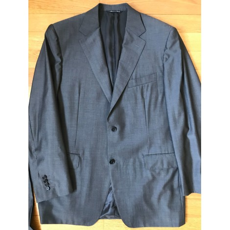 Costume complet CANALI Gris, anthracite