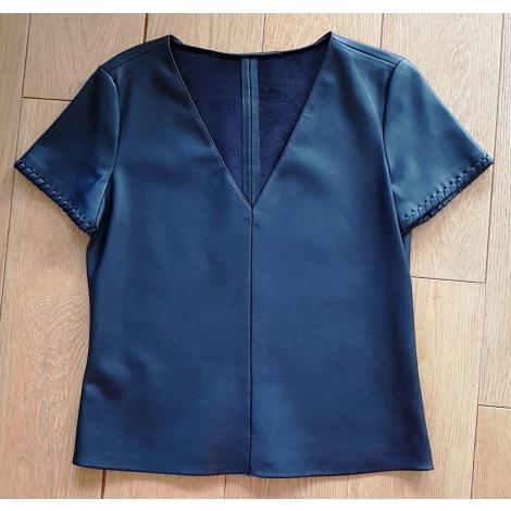 Top, tee-shirt ZARA Noir