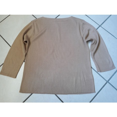 Top, tee-shirt MARQUE INCONNUE Beige, camel