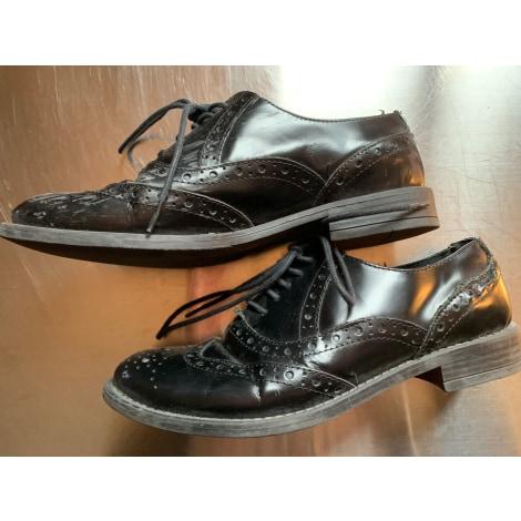 Chaussures à lacets  JONAK Noir