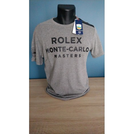 Tee-shirt SERGIO TACCHINI Gris, anthracite