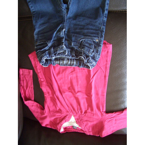 Ensemble & Combinaison pantalon LISA ROSE Bleu, bleu marine, bleu turquoise