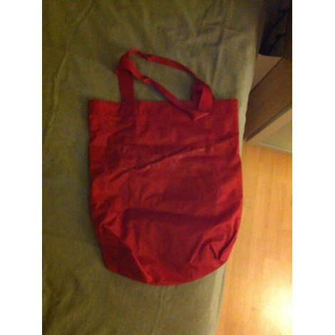 Tissu Rouge Bandoulière En Esprit Sac 3692810 wq7P4Rp