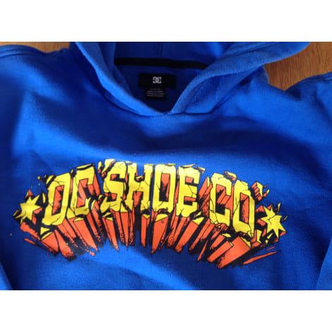 Sweat DC SHOES Bleu, bleu marine, bleu turquoise