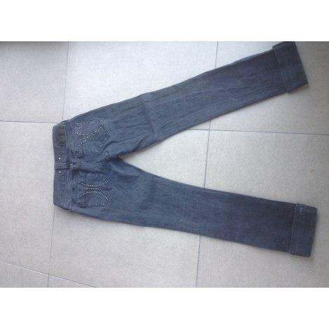 Jeans slim FORNARINA Noir