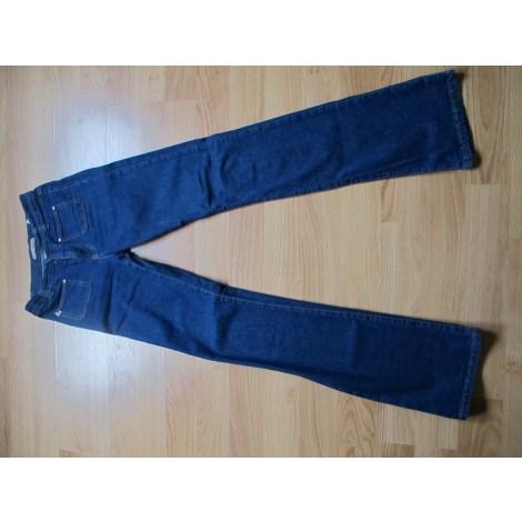 Jeans droit MISS SIXTY Bleu, bleu marine, bleu turquoise