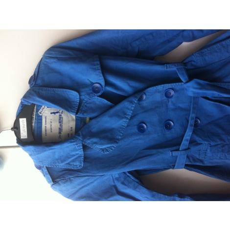 Imperméable THE BRIAN AND NEPHEW CO Bleu, bleu marine, bleu turquoise