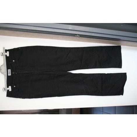 Jeans évasé, boot-cut OBER Noir