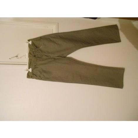 Pantalon droit DEVRED Gris, anthracite