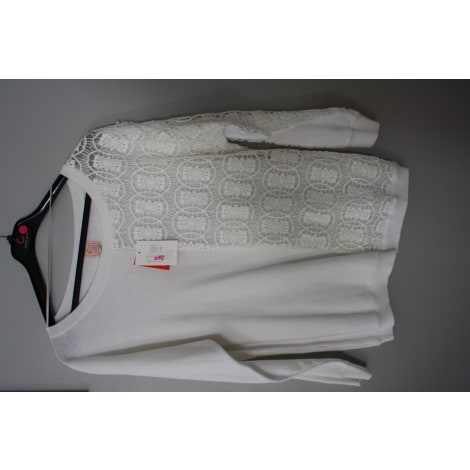 pull captain tortue 36 s t1 blanc vendu par savane219626 6619916. Black Bedroom Furniture Sets. Home Design Ideas
