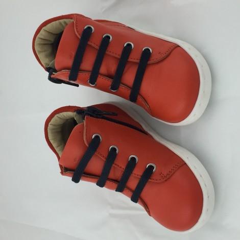 Chaussures à lacets JACADI Orange