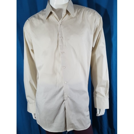 Chemise PIERRE CLARENCE Beige, camel