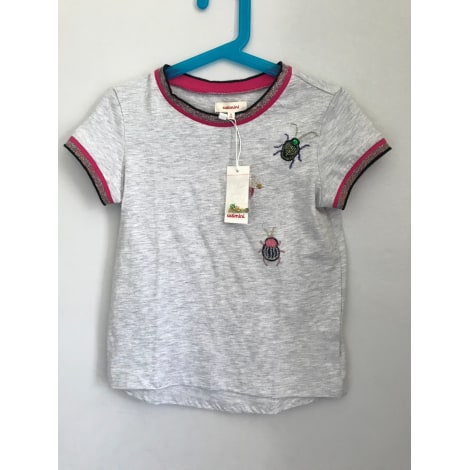 Top, Tee-shirt CATIMINI Gris, anthracite
