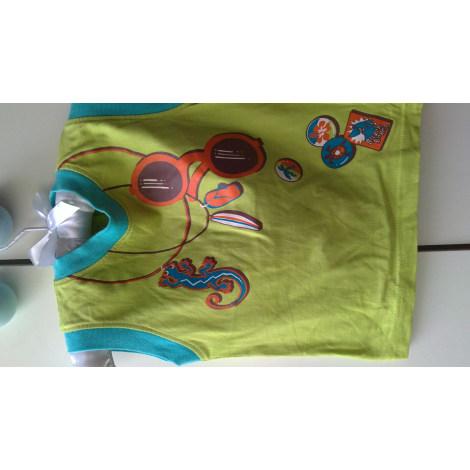 Top, tee shirt 3 SUISSES Vert