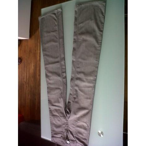 Jeans évasé, boot-cut ONE STEP Gris, anthracite