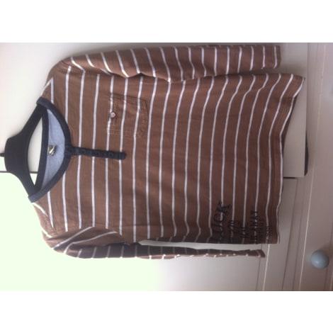 Tee-shirt TAPE À L'OEIL Marron