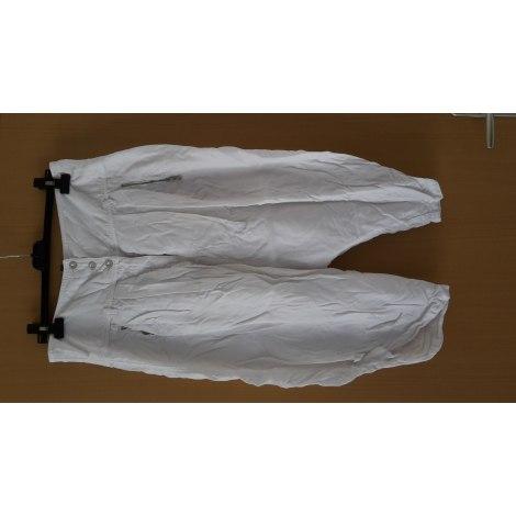 Sarouel COP-COPINE Blanc, blanc cassé, écru