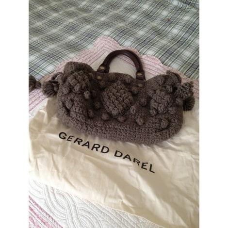 Sac XL en tissu GERARD DAREL Marron