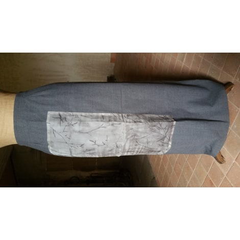 Jupe longue ONE STEP Gris, anthracite