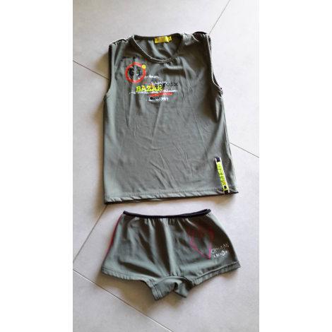 Top, Tee-shirt CHRISTIAN LACROIX Kaki